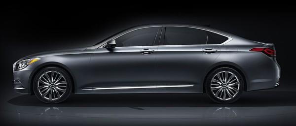 Photo of the 2016 Hyundai Genesis