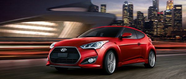 A 2016 Hyundai Veloster for Sale at Parkway Hyundai