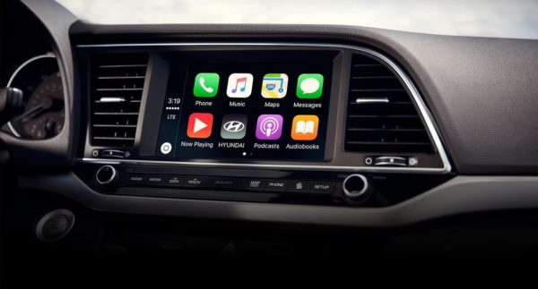 Apple CarPlay on Hyundais